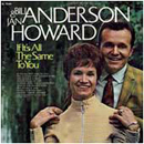 Bill Anderson & Jan Howard: 'If It's All The Same To You' (Decca Records, 1970)