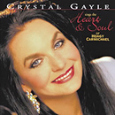 Crystal Gayle: 'Crystal Gayle Sings The Heart & Soul of Hoagy Carmichael' (Intersound Records, 1999)