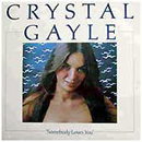 Crystal Gayle: 'Somebody Loves You' (United Artists Records, 1975)
