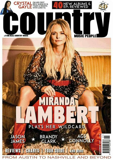 Country Music People, November 2019
