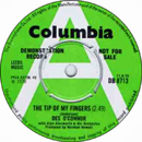 Des O'Connor: 'Tips of My Fingers' (written by Bill Anderson) (United Kingdom Singles Chart: No.15, 1970)