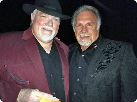 Dallas Wayne and Gene Watson