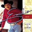 Emilio H. Navaira III: 'Life is Good' (Capitol Nashville Records Records, 1995)