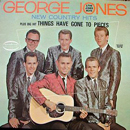 George Jones: 'New Country Hits' (Musicor Records, 1965)