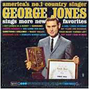 George Jones: 'George Jones Sings More New Favorites' (United Artists Records, 1964)