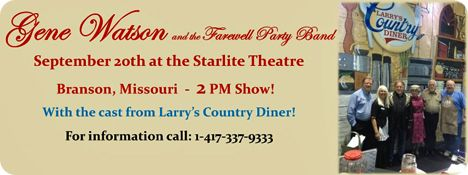 The Starlite Theatre, 3115 West 76 Country Boulevard, Branson, MO 65616