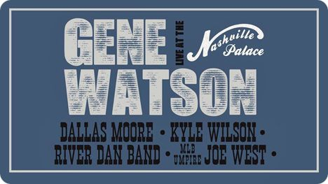 Gene Watson at The Nashville Palace, 2611 McGavock Pike, Nashville, TN 37214 on Saturday 17 November 2018