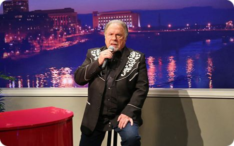 Gene Watson on 'Ray Stevens' Nashville in 2016, as screened on RFD-TV