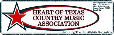 31st Heart of Texas Country Music Festival, Brady Civic Center, Brady, TX on Friday 27 March 2020 with Gene Watson & The Farewell Party Band, with Bobby Flores & Yellow Rose Band
