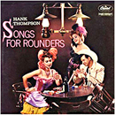 Hank Thompson: 'Songs For Rounders' (Capitol Records, 1959)