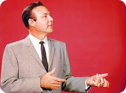 Jim Reeves (Monday 20 August 1923 - Friday 31 July 1964)