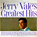 Jerry Vale: 'Jerry Vale's Greatest Hits' (Columbia Records, 1963)