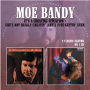 Moe Bandy: 'It's a Cheating Situation & She's Not Really Cheatin' (She's Just Gettin' Even)' (Morello Records, 2013)