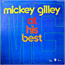 Mickey Gilley: 'Mickey Gilley: At His Best' (Paula Records, 1974)