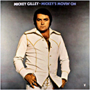 Mickey Gilley: 'Mickey's Movin' On' (Playboy Records, 1975)