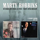 Marty Robbins: 'My Woman, My Woman, My Wife & Marty After Midnight' (Morello Records, 2012)