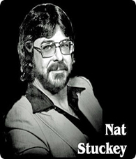 Nat Stuckey (Sunday 17 December 1933 - Wednesday 24 August 1988)