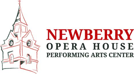 Newberry Opera House, 1201 McKibben Street, PO Box 357, Newberry, SC 29108