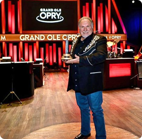 Gene Watson Opry was officially inducted as a member of The Grand Ole Opry in Nashville on Friday 7 February 2020