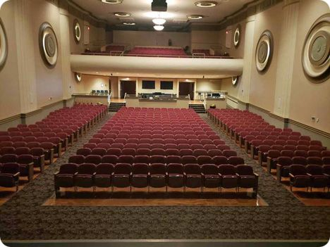 The Park Theater, 115 West Main Street, McMinnville, TN 37110