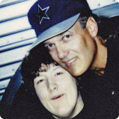 Pam Blevins and Ricky Van Shelton