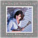 Rhonda Vincent: 'Back Home Again' (Rounder Records, 2000)