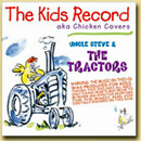 Steve Ripley: 'The Kids Record' (Boy Rocking Records, 2005)