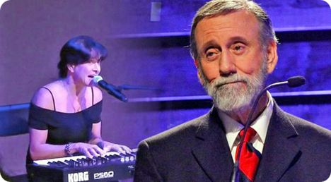 Suzi Ragsdale and Ray Stevens