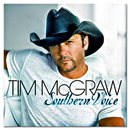 Tim McGraw: 'Southern Voice' (Curb Records, 2009)