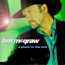 Tim McGraw: 'A Place in The Sun' (Curb Records, 1999)