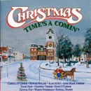 Various Artists: 'Christmas Time's A-Comin: In The Heat of The Night Cast & Friends' (Crimson Records / Sonlite Records, 1991)