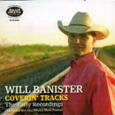 Will Banister: 'Coverin' Tracks: The Early Recordings Plus: Live at Wembley Country Music Festival' (Rollercoaster Records, 2018)