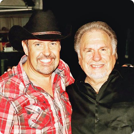 Billy Yates and Gene Watson, with Larry's Country Diner, in Starlite Theatre, Branson, MO on Wednesday 20 September 2017