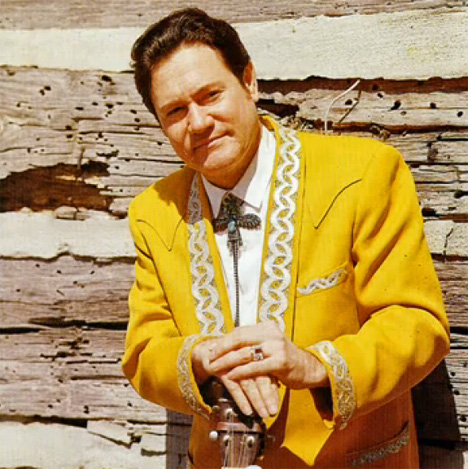 Lefty Frizzell (Saturday 31 March 1928 - Saturday 19 July 1975)